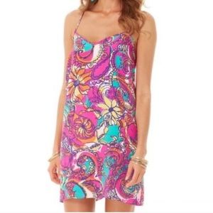 Lilly Pulitzer Dusk Dress Sea And Be Seen Pattern